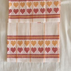 Mint Vintage Tea Towels Set of Two